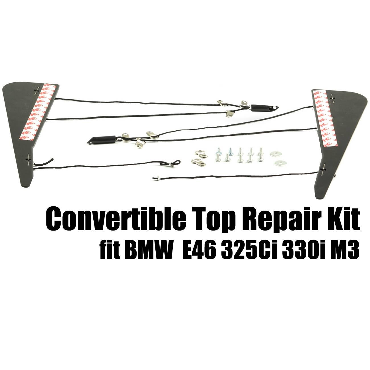 Top Repair Kit Convertible Top C Column For Bmw E46 323ci 330ci M3 54317135351 6971003560614 Ebay