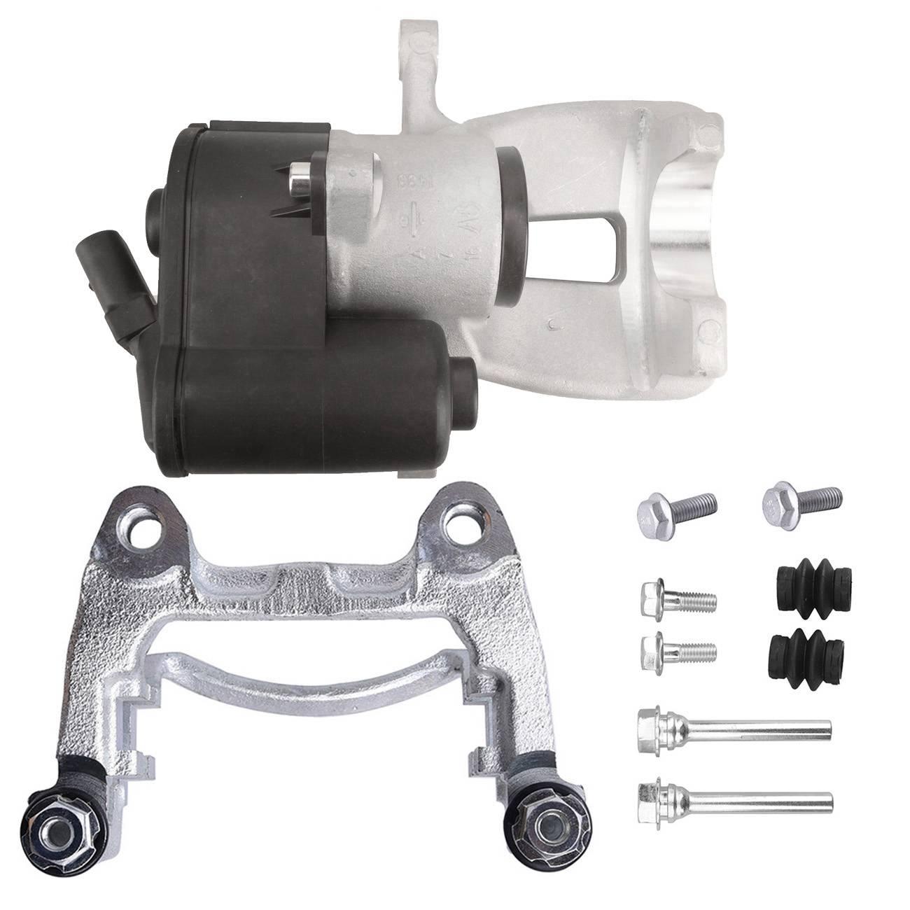 Bapmic-Set-Rear-Left-Brake-Caliper-Brake-System-for-BMW-114i-116i-125i-420i thumbnail 2