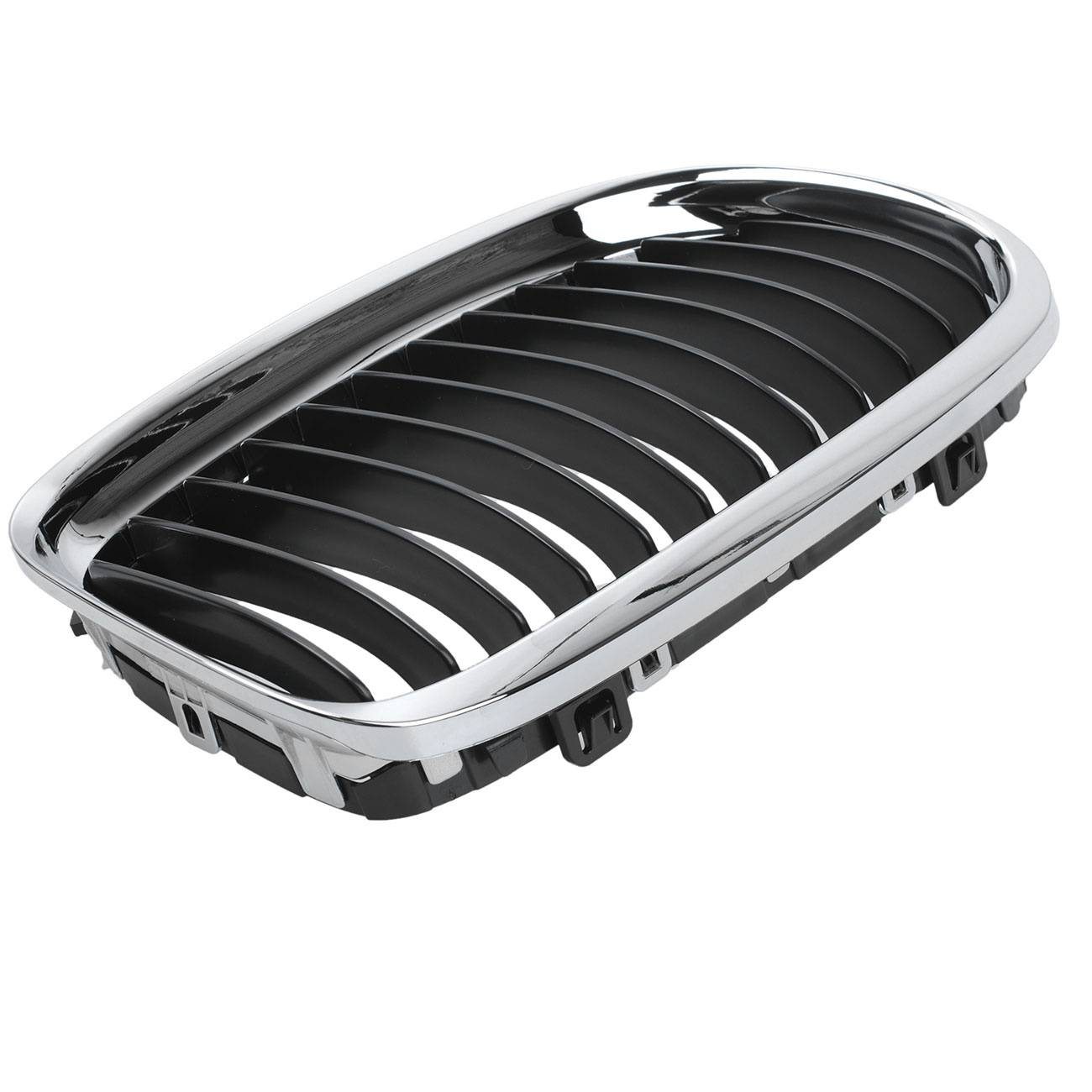 Bapmic-Set-Grill-Kidney-Grill-Left-Right-for-BMW-E90-320d-325-330-335i thumbnail 3