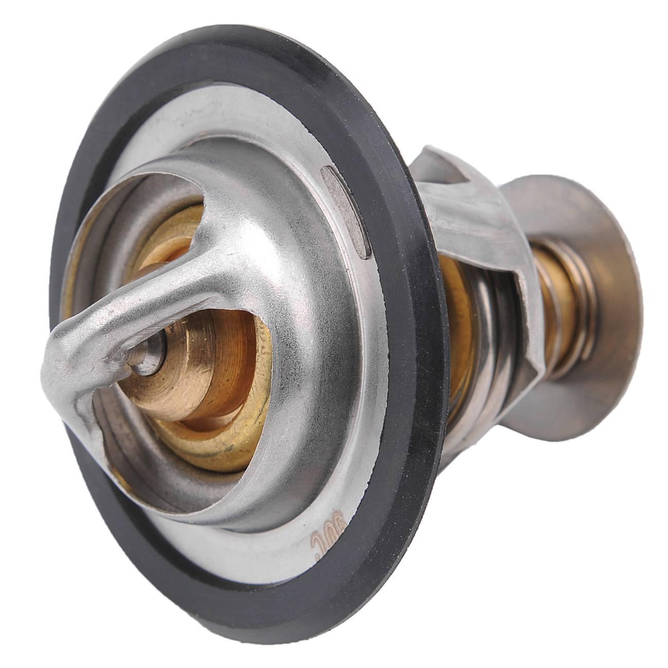 Engine Coolant Thermostat 87-09 for Chevrolet Pontiac 160124119